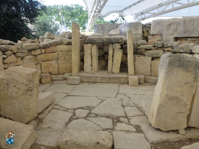 Templo deĦal Tarxien