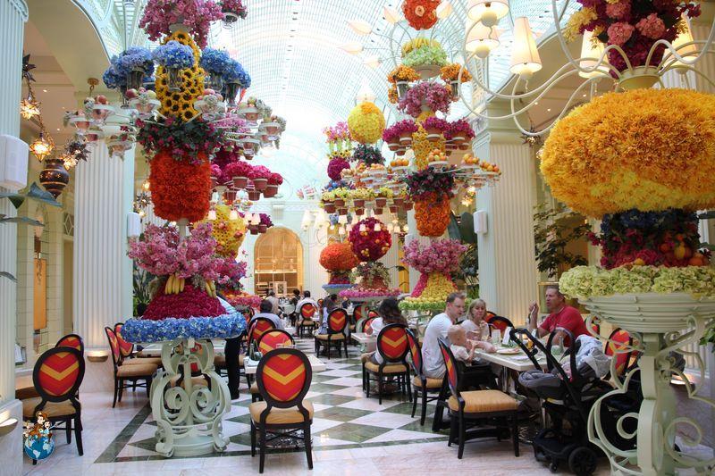 The Buffet at Wynn - Las Vegas