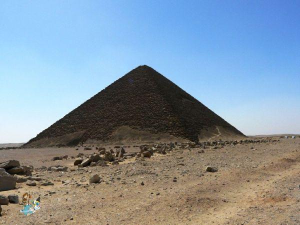 Pirámide Roja - Dashur