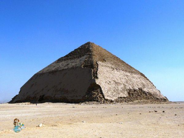 Pirámide Romboide - Dashur