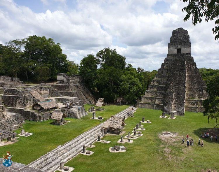 Tikal: El tesoro perdido de los mayas