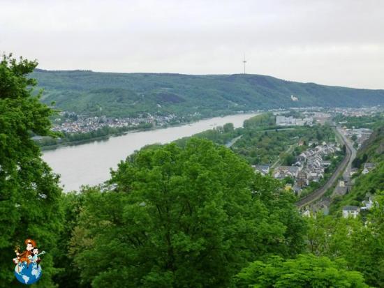 Valle romántico del Rin