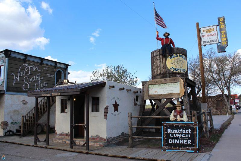 Wild West Junction - Williams