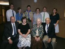 John's Eagle Court of Honor, 23 August 2013