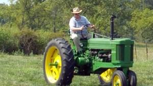Dad Tractor 3