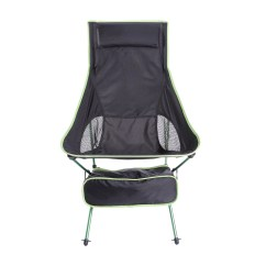 Lightweight Folding Chairs Hiking High Chair India Camping Fishing Gardening