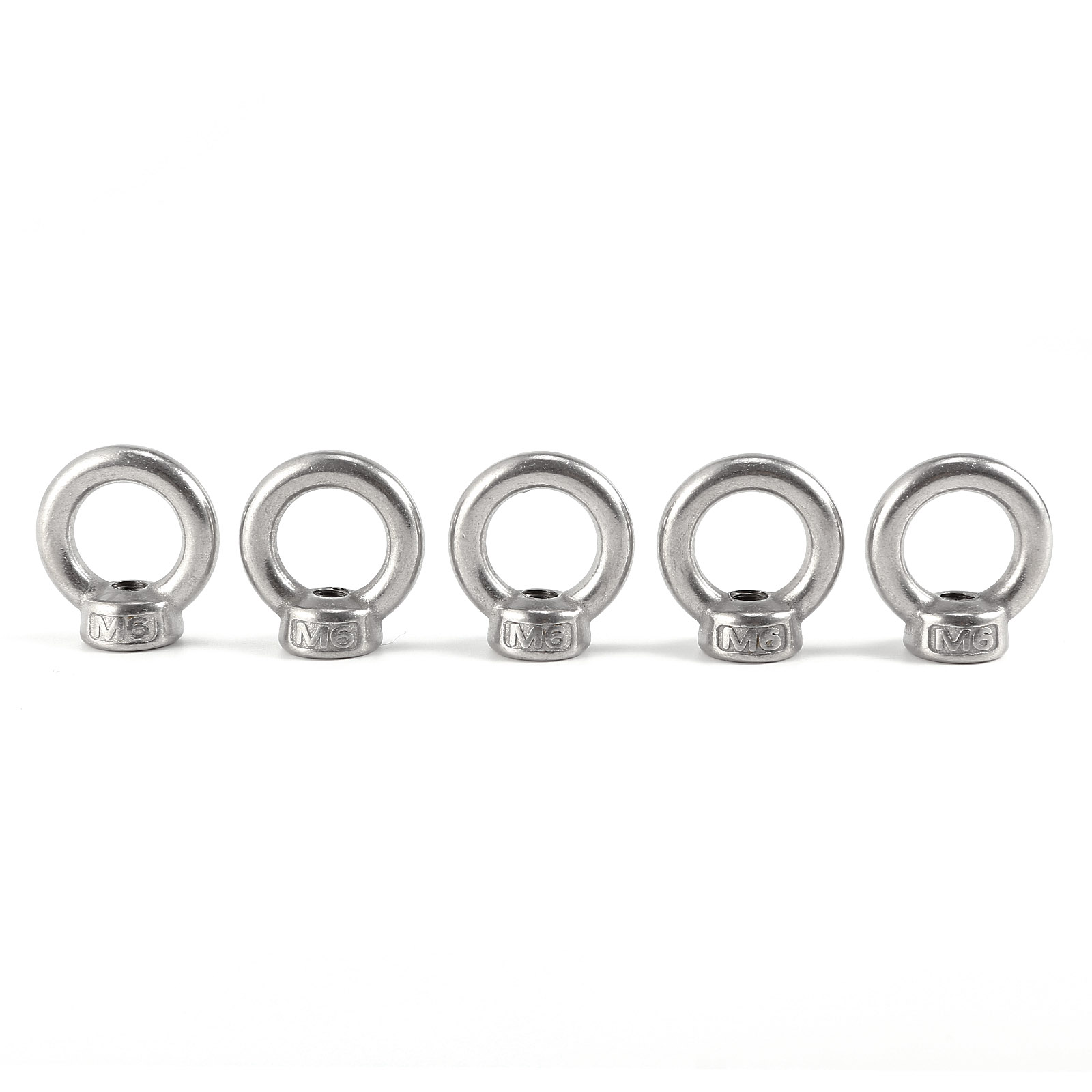 316 Stainless Steel Marine Grade Lifting Eye Bolt Eye Nuts