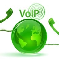 VoIP toll free service
