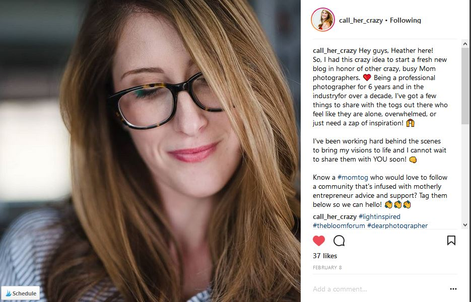 How to get your first 100 followers on Instagram - Call Her Crazy