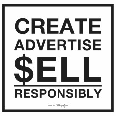 create advertise sell