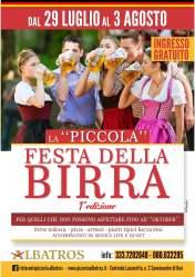 ALBATROS - MANIFESTO 2 - festa della birra