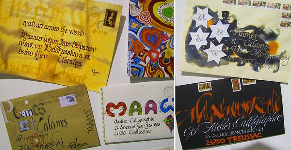 mail art kiev