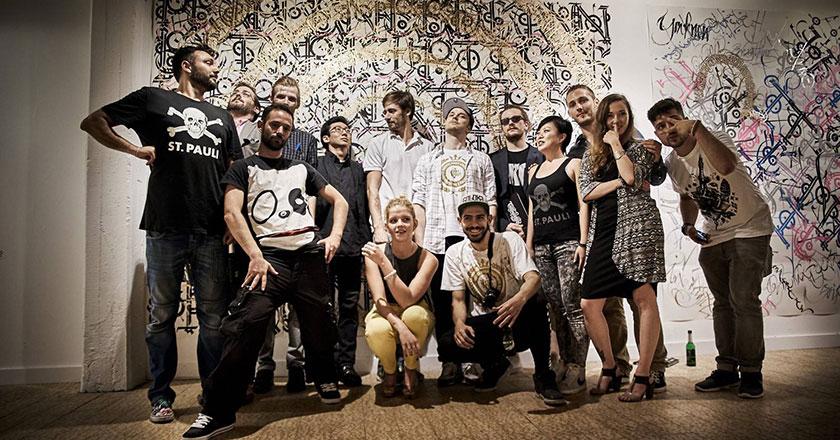 Амбассадоры Calligraffiti