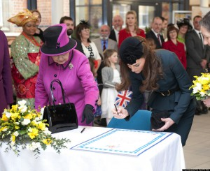 Photo Album of The Queen's Diamond Jubilee in Leicester