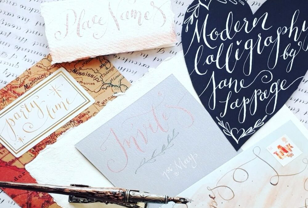 Evening Calligraphy Classes – Nettle Hill