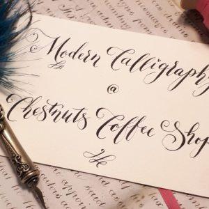 Chestnuts Calligraphy Workshop