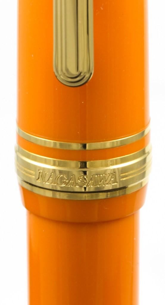 Nagasawa Tarumi Apricot Beside Fountain Pen