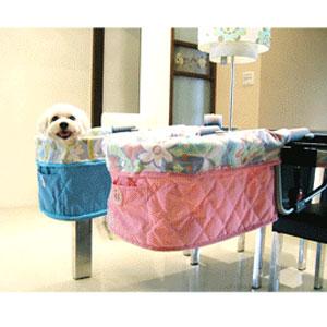 dog high chair papasan double cushion pet