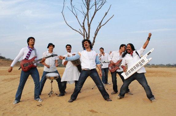 Euphoria indian rock band