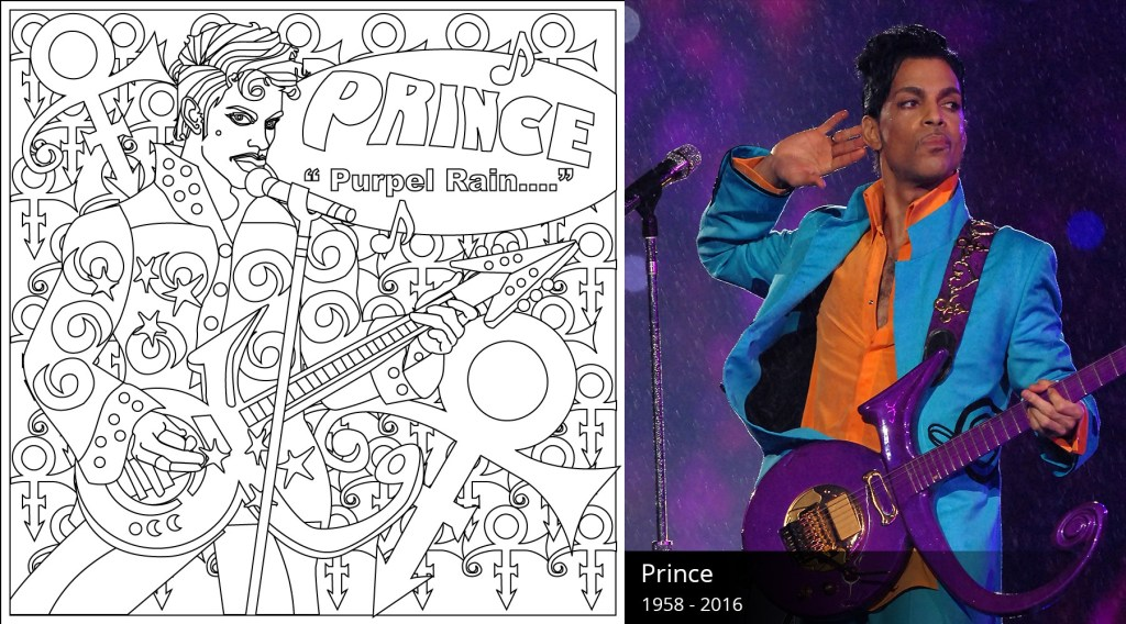 Prince Coloring