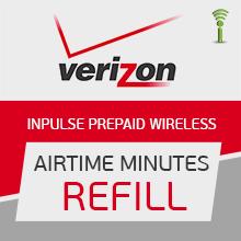 Verizon Inpulse Refill PIN