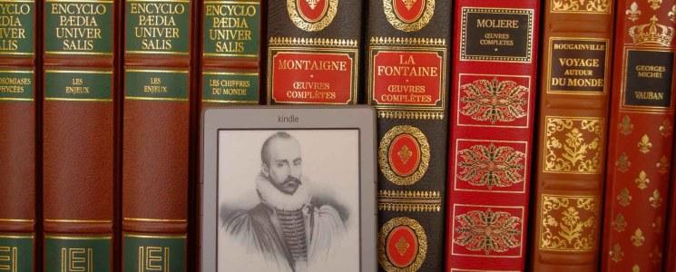 Kindle Montaigne