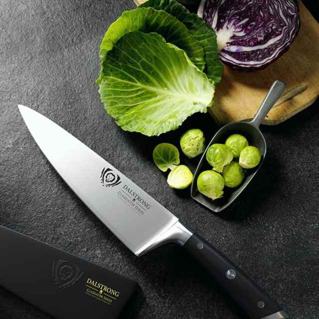 Second close looking view of the Best Chef Knife