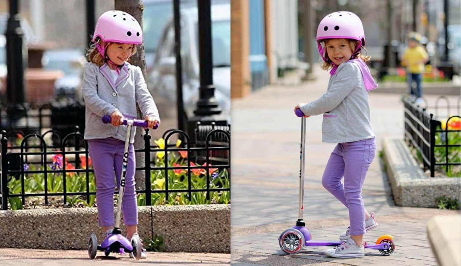 Best Kids Scooter as the second related product of Mini Sports Bike