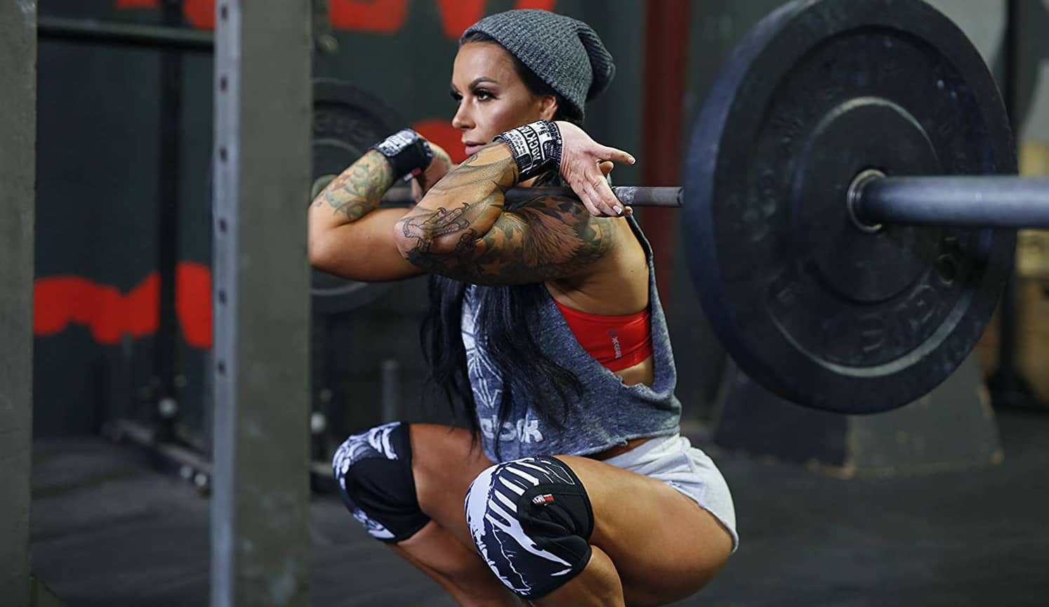 Crossfit Knee Sleeves as the second related product of the Best Knee Brace