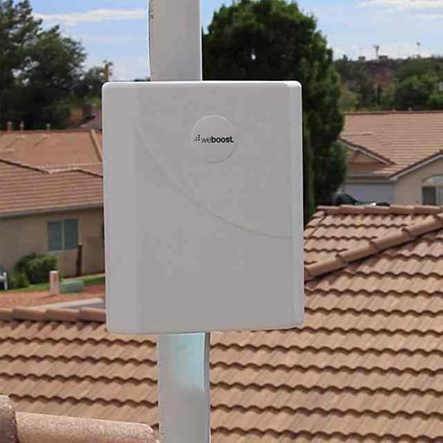 Second close looking view of the Best Cell Phone Signal Booster
