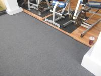 Island Fitness Gym Carpet