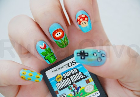 video-game-nail-art-super-mario