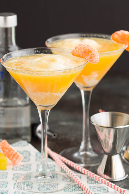 Dreamsicle Martini Recipe Call Me PMc