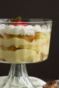 From Scratch Punch Bowl Pound Cake Trifle  Call Me PMc