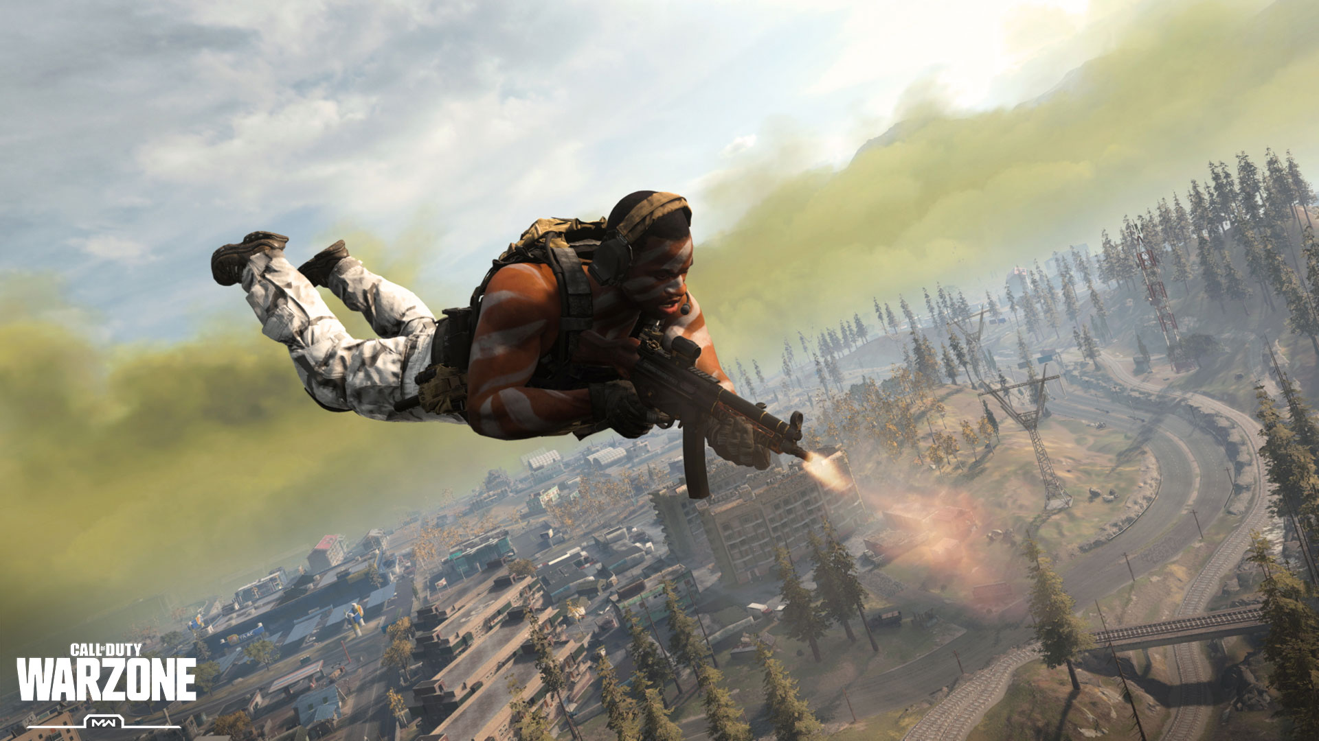 Warzone wallpapers and background images. In Game Modes Battle Royale Solo