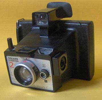 History of Photography - Polaroid Camera