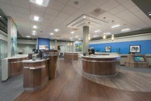 WESCOM Credit Union interior