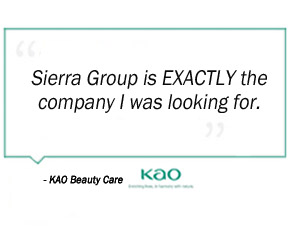KAO Beauty Care testimonial