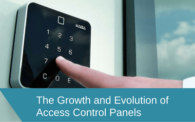 The Growth and Evolution of Access Control Panels