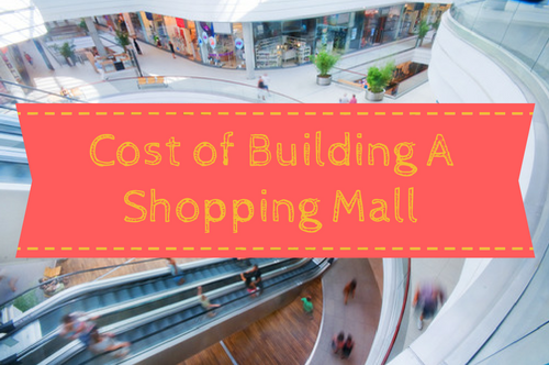 What's The Cost of a Small Shopping Center Design and
