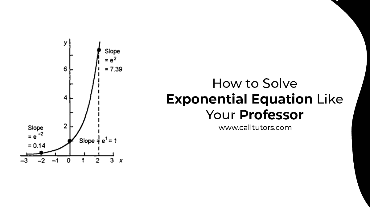 How to Solve Exponential Equation Like Your Professor