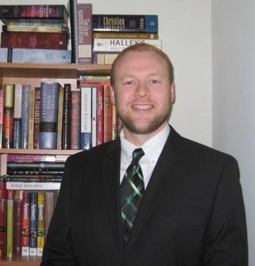 Bible Teacher - Cory Wiggington