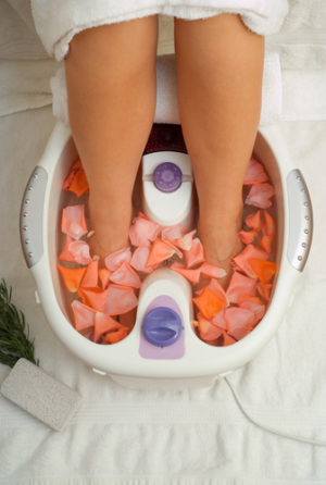 Benefits Of Using A Foot Spa Bath Massager