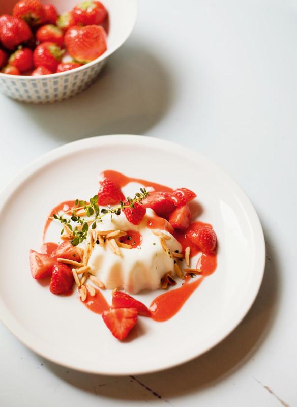 Buttermilch-Mousse Aus Liebe zum Kochen Callwey Verlag
