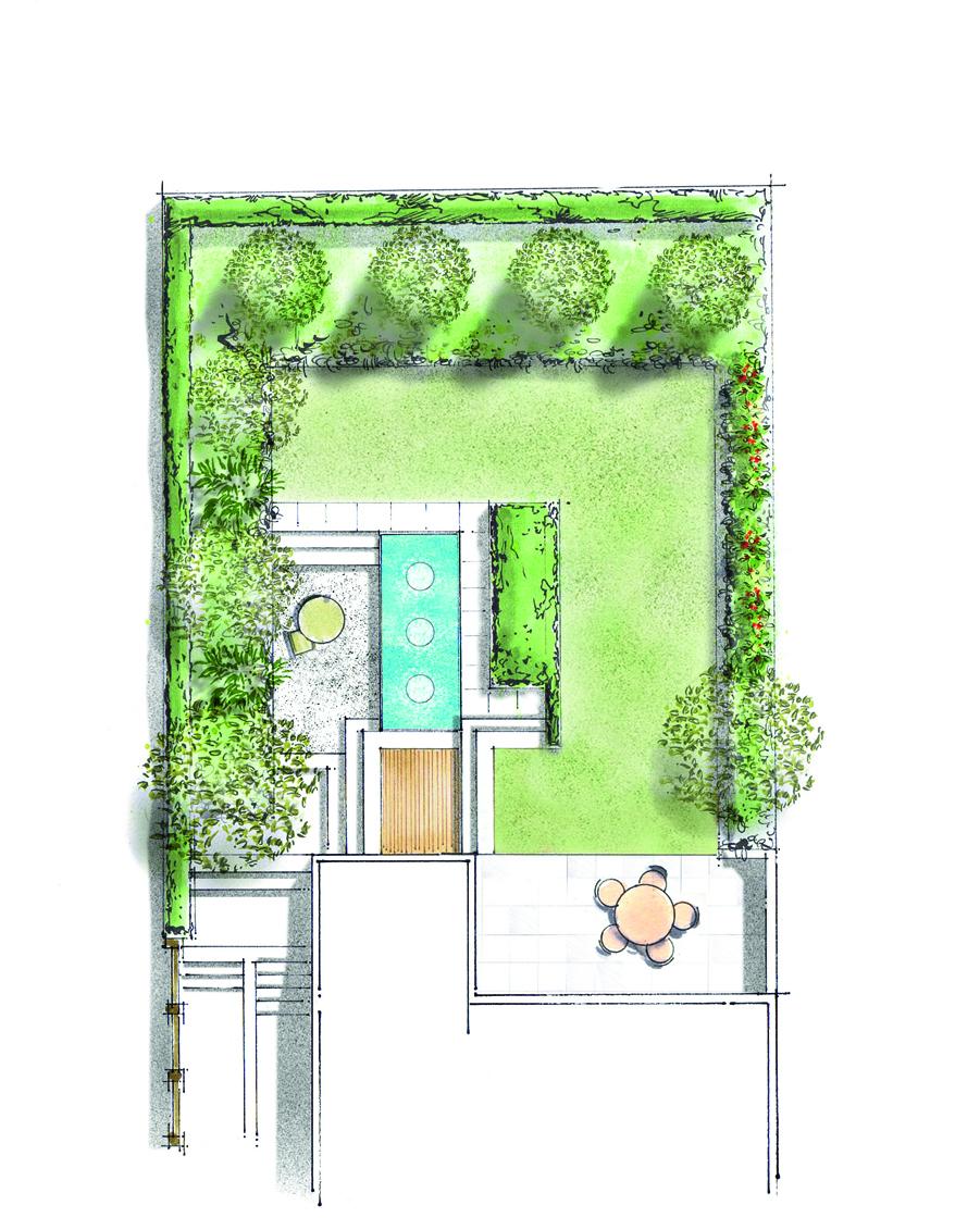 Kleine Grten  Ideen fr den Garten  Callwey Gartenbuch