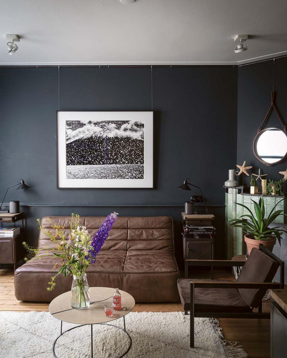 Stilvoll wohnen mit Farbe  Wohnbuch  Farrow  Ball
