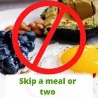 Skip a Meal