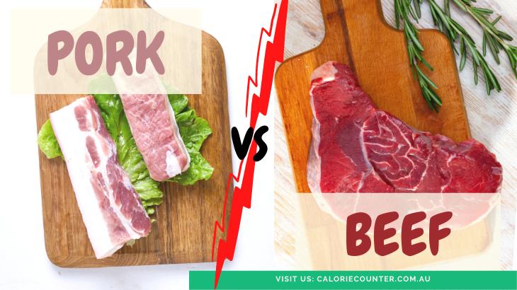 Pork VS Beef