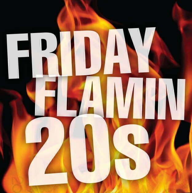OCT18 - Coastal Rewards Player Elite - Gameshows - Friday Flamin 20