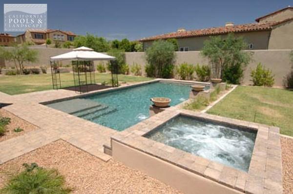 pools california & landscape